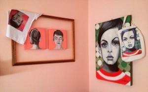 DREAM.PRESSED pittura e ritrattistica con luisa carlà http://www.luisacarla.com /https://www.facebook.com/pages/DREAMPRESSED/141934312541409