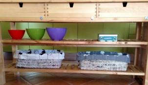 cestini in cucina