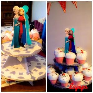 cupcakes stand diy