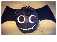 il pipistrello è il mio preferito! effetto sorpresa garantito!